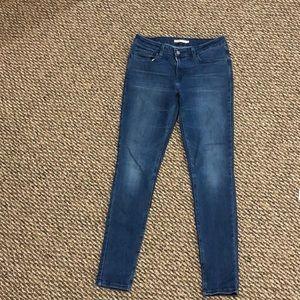 Levi Strauss Super Skinny Jeans